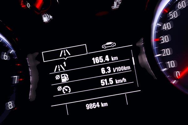 La consommation du diesel